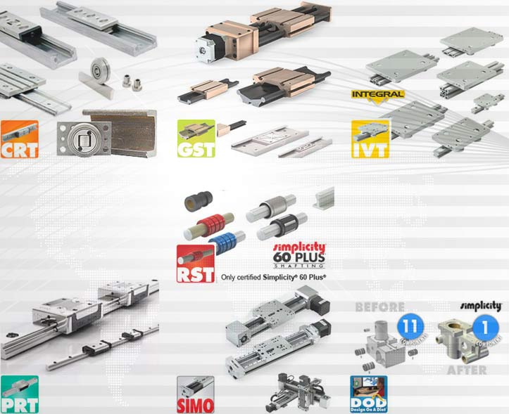 PBC Linear-linear motion technologies