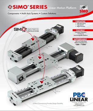 PBC Linear Simo Series Linear Platform