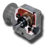 S Series – Right Angle Helical/Worm MGS Speed Reducers