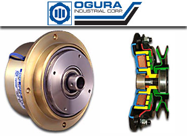 Ogura industrial | electromagnetic clutches | electromagnetic brakes