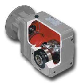 Stober Drives K Series Right Angle Helical Bevel MGS Speed Reducers