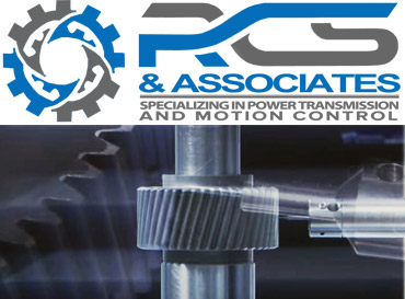 Power Transmission and Motion Control Specialists RCS & Associates