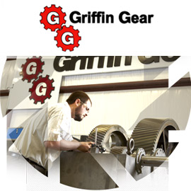 Griffin Gear Offers A Complete Array of Gear Manufacturing Capabilities