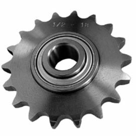 Metric Idler and Double-Single Sprockets