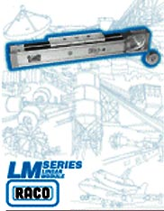 Raco LM Series Linear Drive Brochure Brochure