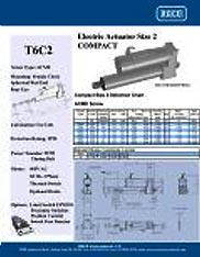 T6C2 RACO Series Actuators Brochure