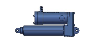 T6C4 With Male Rod End